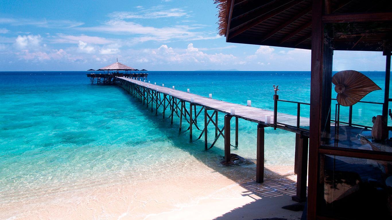 Beach Resort Tioman