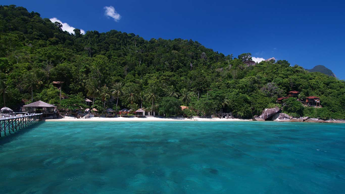 Luxury Resort Tioman