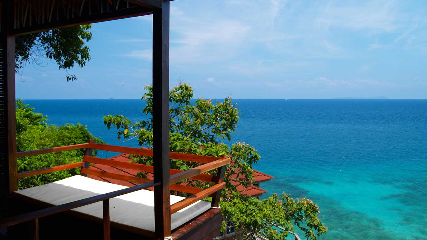 Romantic Resort Tioman