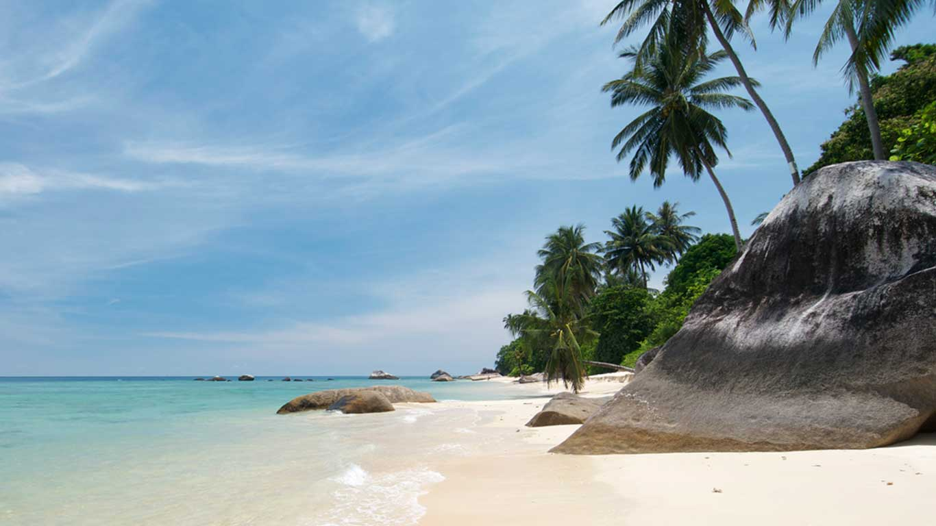 Tioman Romantic Resort