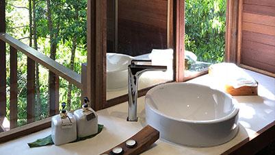 Luxe Treetop Sarang Japamala Resort
