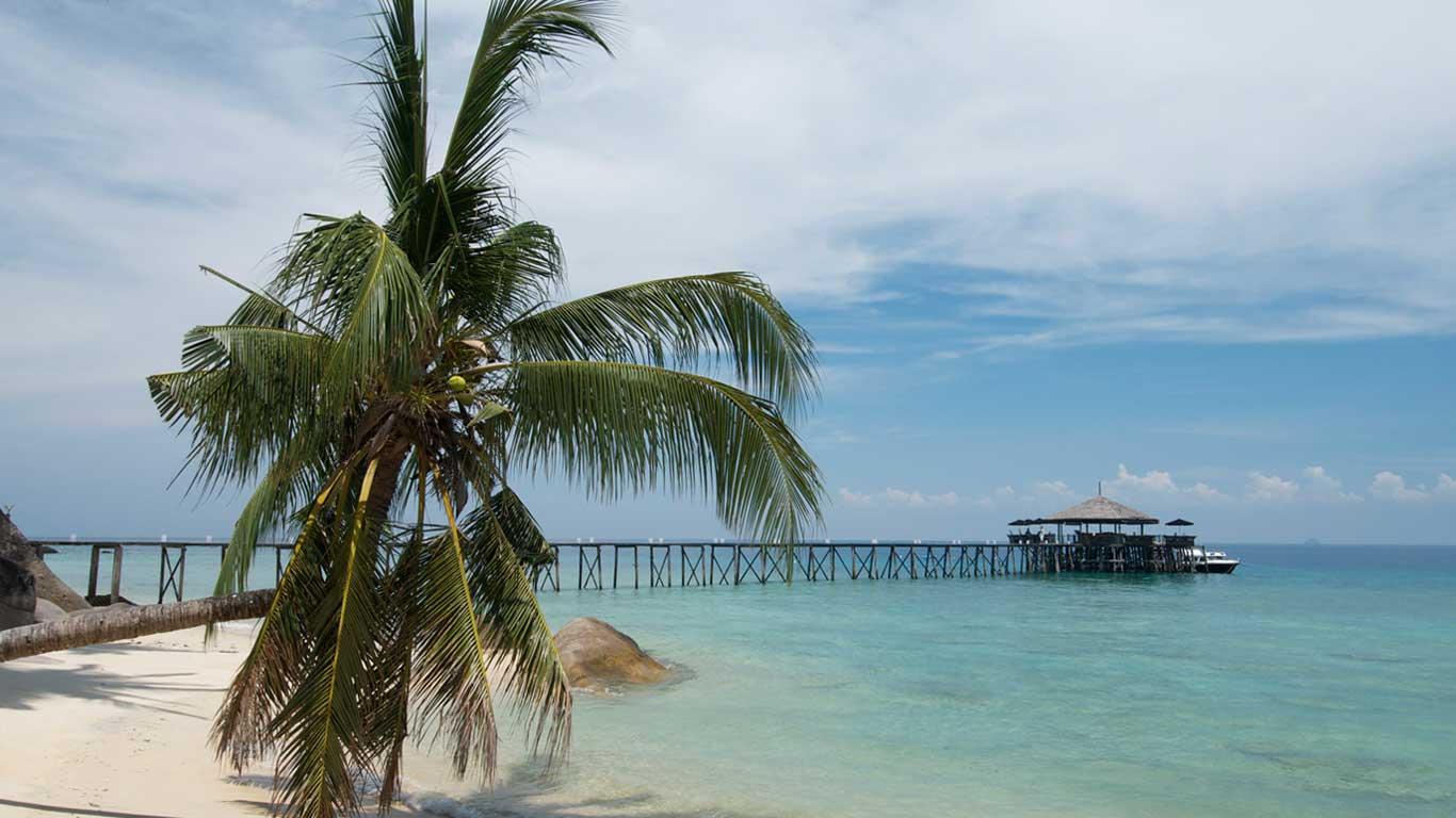 Luxury Tioman Hotel