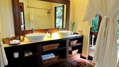 Jungle Luxe Sarang Japamala Room