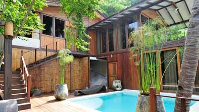 Penghulu House Japamala Beach Villa